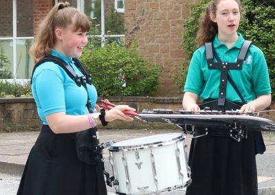 band at beeston carnival 2
